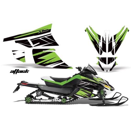 Комплект графики AMR Racing (Attack)