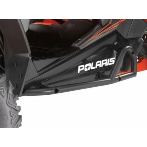 Защита порогов оригинальная Polaris