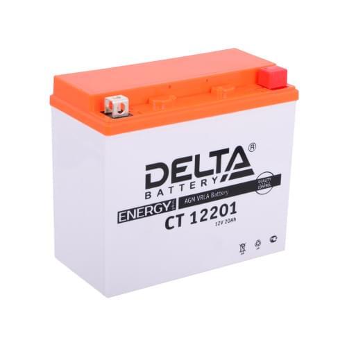 "Аккумулятор для квадроцикла ""Delta"" CT 12201"