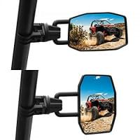Комплект зеркал UTV под трубу 1.75-2.0