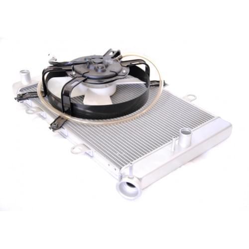 Радиатор оригинальный для квадроциклов Yamaha Grizzly 660/5KM-12461-00-00
